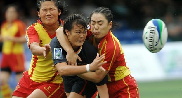 Asia's Top Women's Sevens Teams Dream