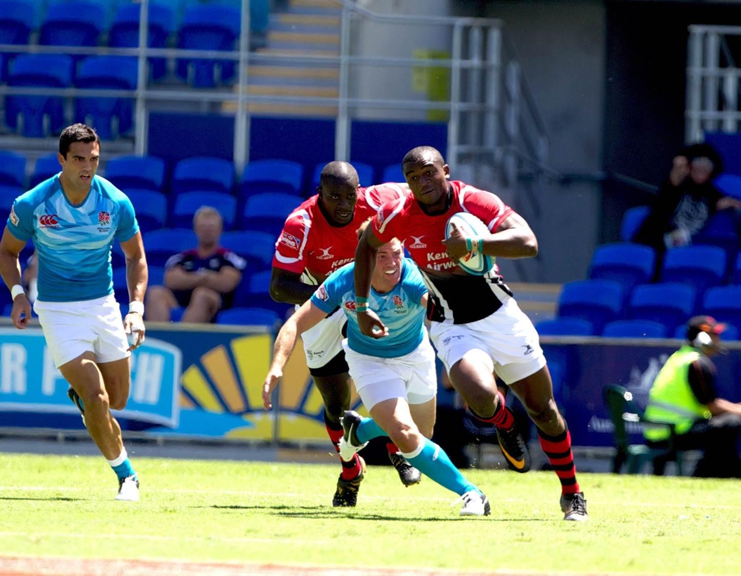 Kenya face hosts Australia after winning