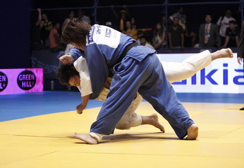 Judo World Championship Teams