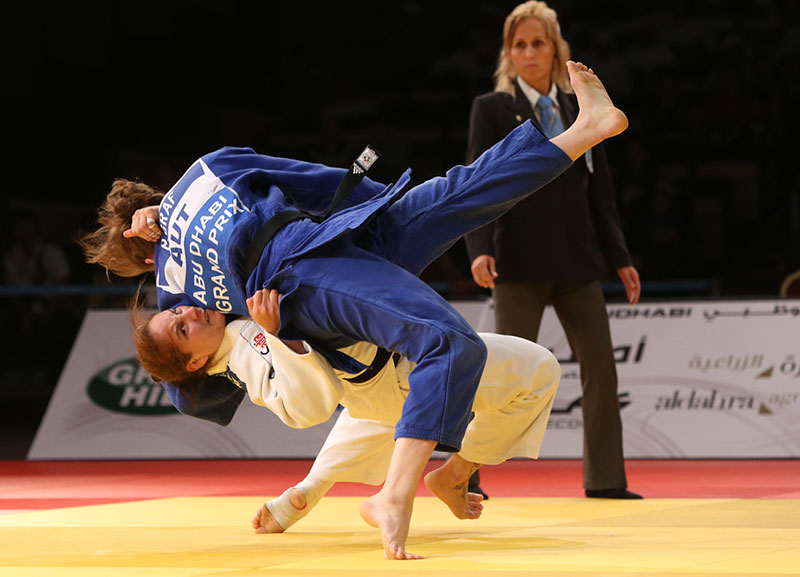Judo Grand Prix Abu Dhabi 2012