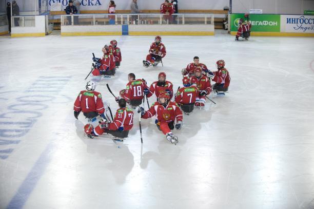 Ice Sledge Hockey B Pool Championships set to begin