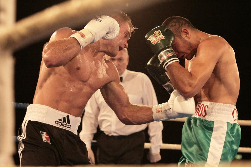 Boxing: Powerful Germany reserve hot reception for Ukraine