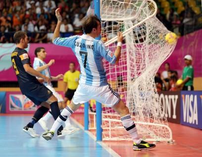 Huamark to host Futsal World Cup Final