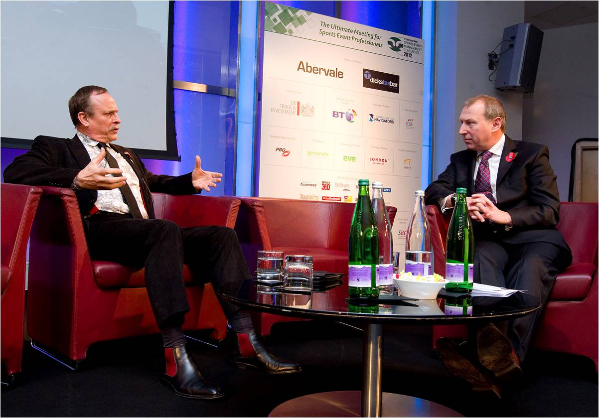 ICSS highlights emerging issues in sport security