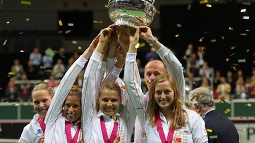 FED CUP: Czech Republic in seventh heaven