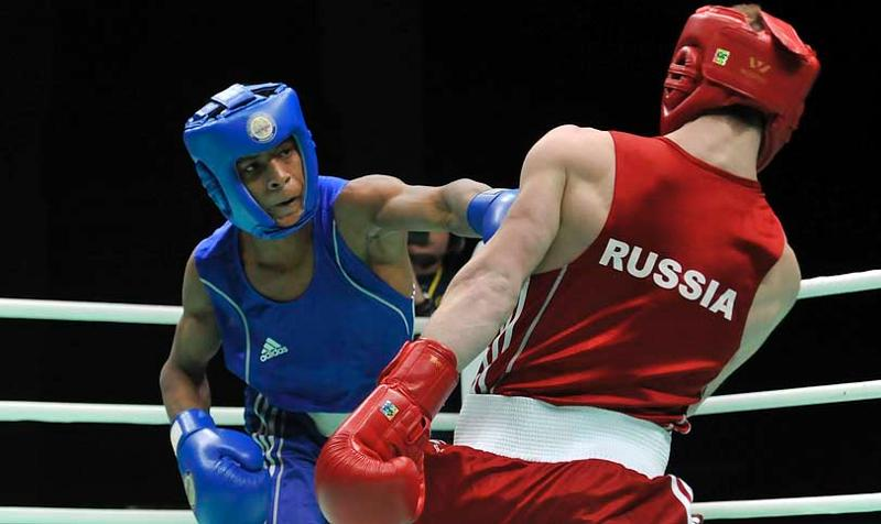 Cuba, England and Russia double up in Yerevan