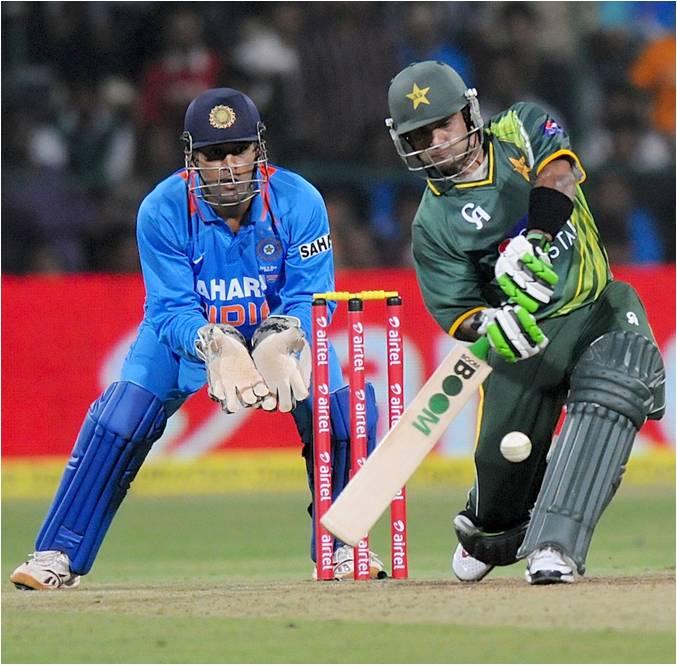 India v Pakistan, 1st T20 Bangalore