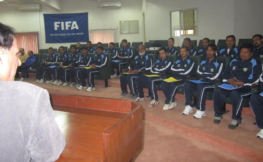 "AFC ""C"" Certificate Coaching Course"