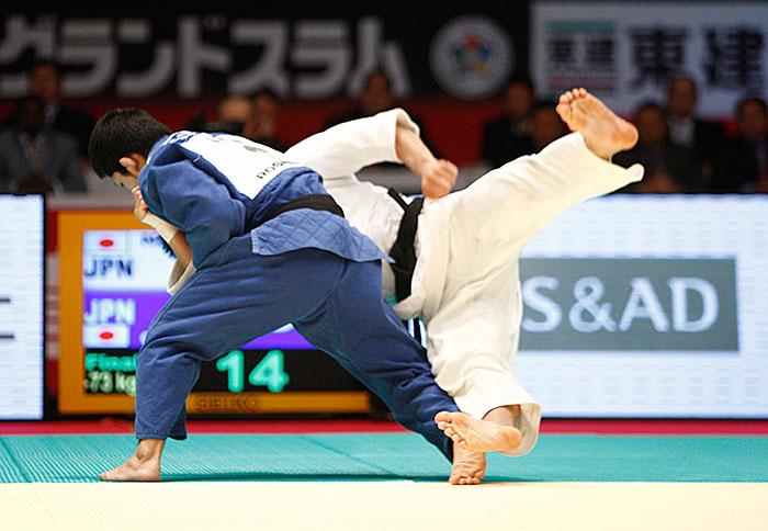 Women's -63kg: Sixth Gold Medal for Japan