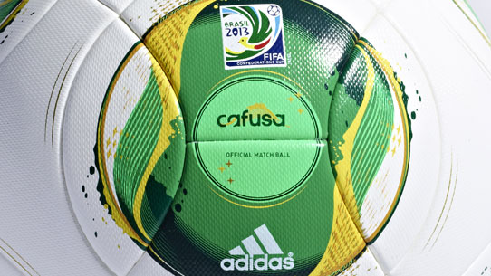 Match Ball of the FIFA Confederations Cup