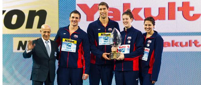 FINA World Swimming Championships (25m)