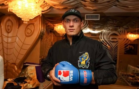 Olympic Champion Usyk to lineup for Ukraine