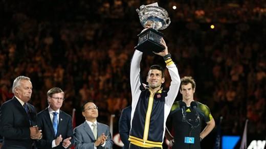 Australian Open; Djokovic creates history with Australian triple