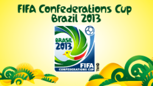 Media accreditation for the FIFA Confederations Cup