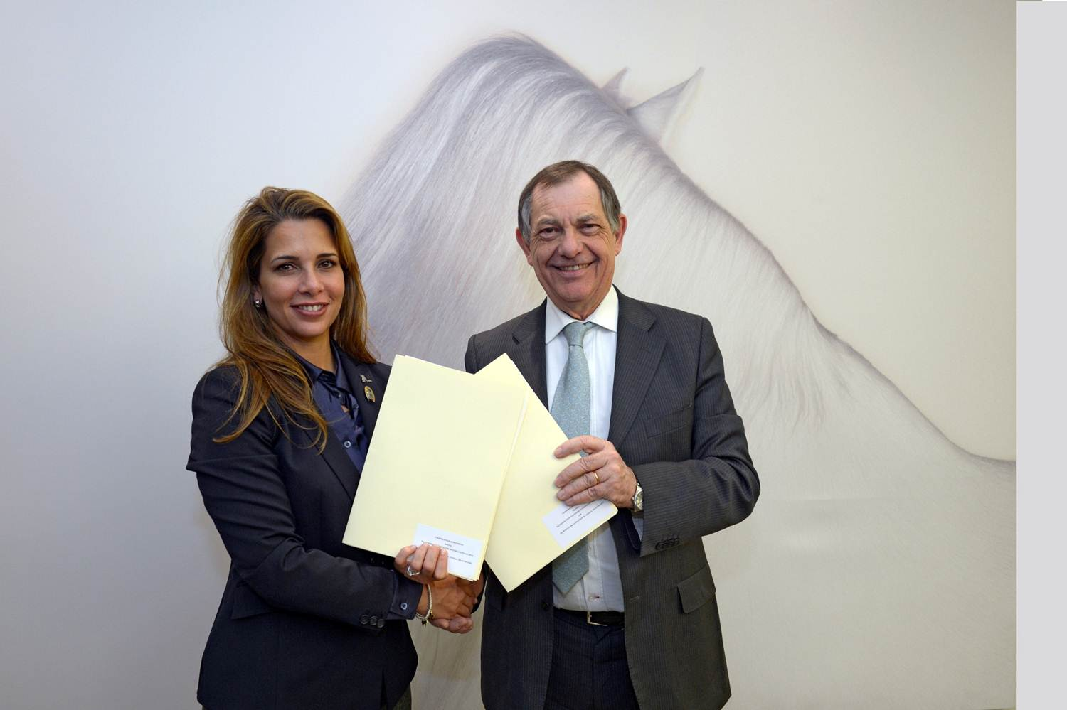 FEI and OIE announce action plan for sport horses