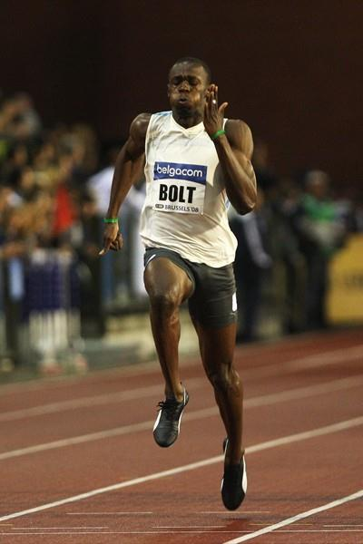 Bolt back in Brussels Samsung Diamond League