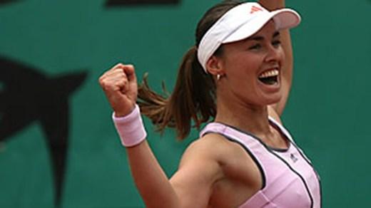 Martina Hingis elected to ITF Hall of Fame