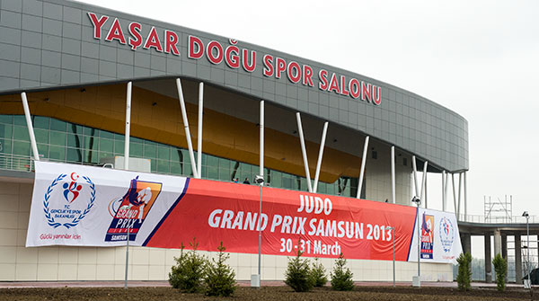 Final results of Judo Grand Prix Samsun
