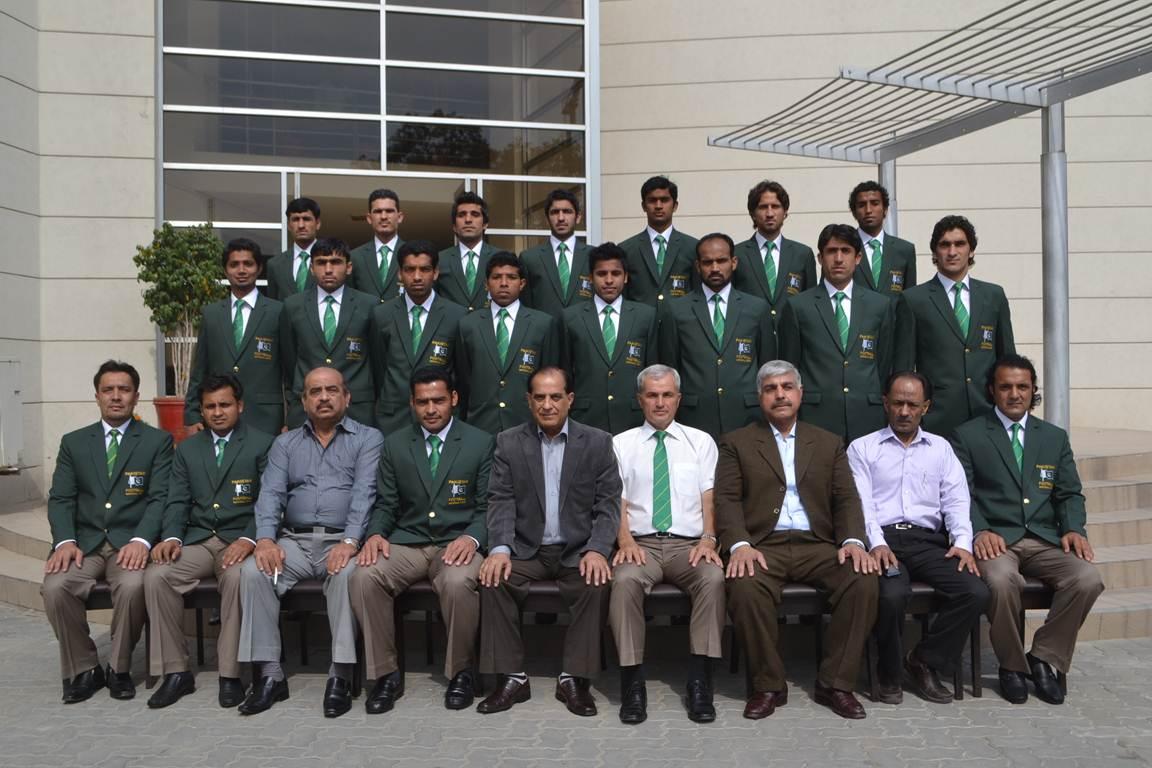 Football Progress in Pakistan appreciated