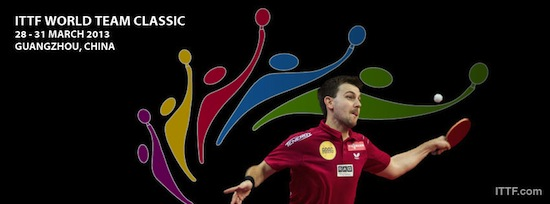 Star Names on Show in China at World Team Classic