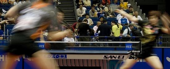 San-Ei confirmed as Table Tennis provider at Rio