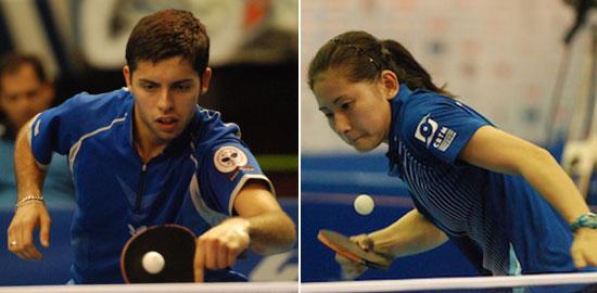 Youth Triumphs at ITTF Latin American Championships