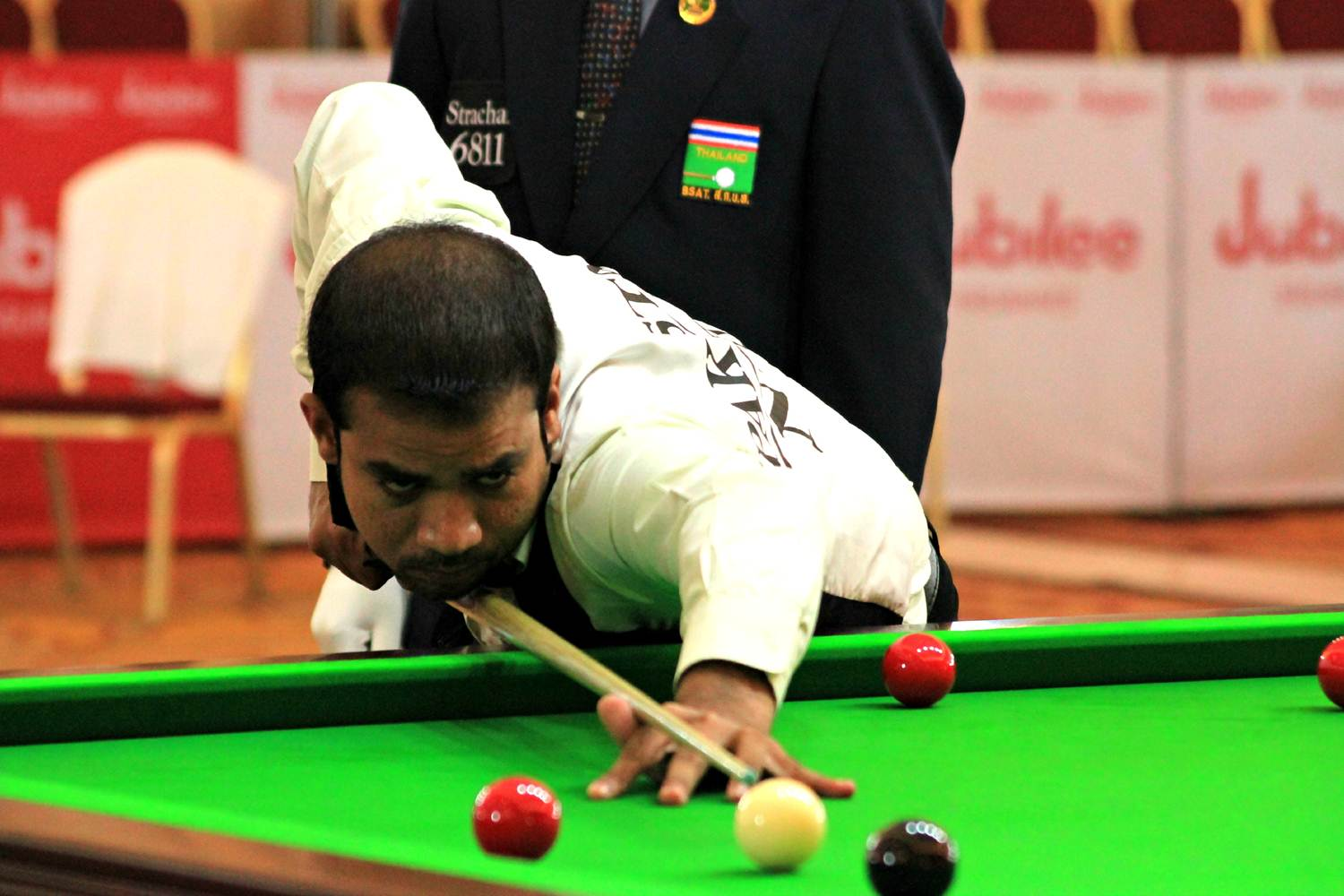 1st Asia team event & 2nd 6-Red Snooker