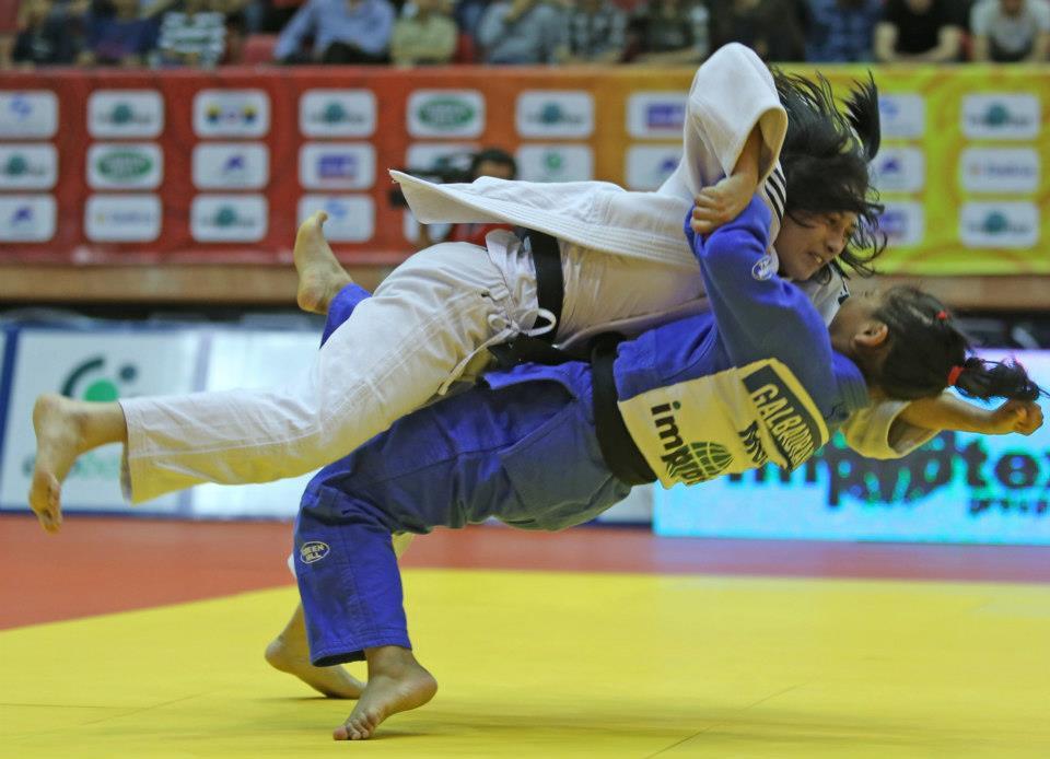 Judo Grand Slam Baku 2013
