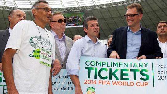 FIFA SG to visit Natal, Brasília and Rio de Janeiro