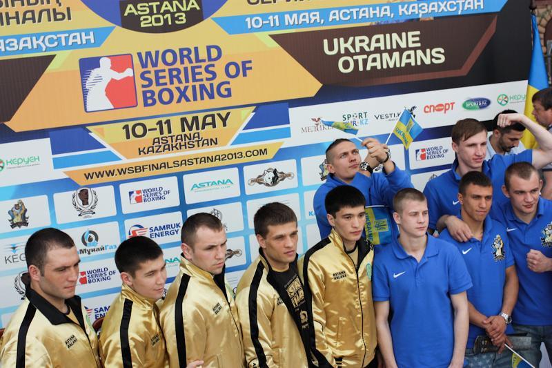 Lomachenko comes in for Team Finals