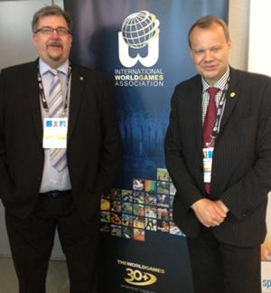 IWGA decided to approve IFF as a new member