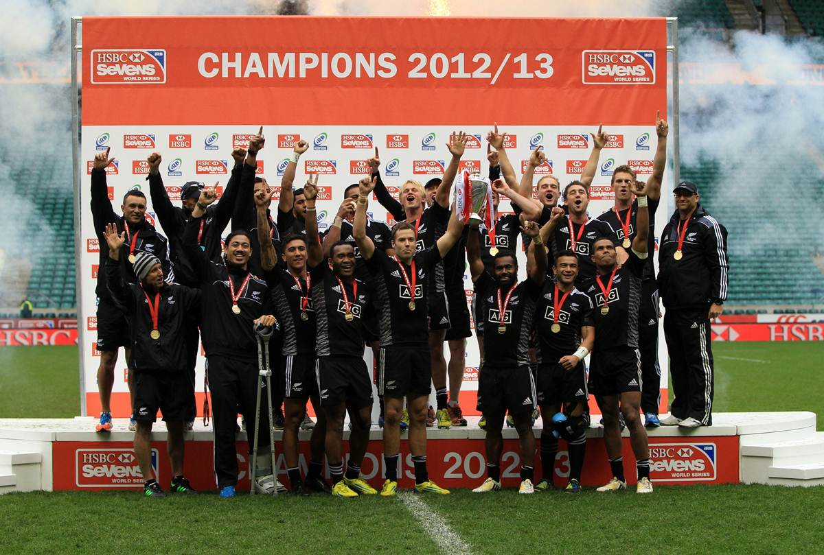 New Zealand wins London title to rubber stamp
