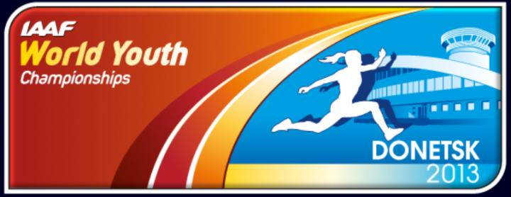 IAAF World Youth Championships, Donetsk 2013