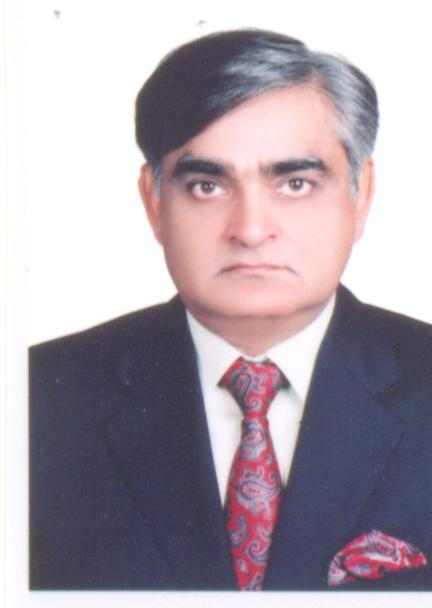 Nayyar Hasnain elected as the Member Disciplinary Committee