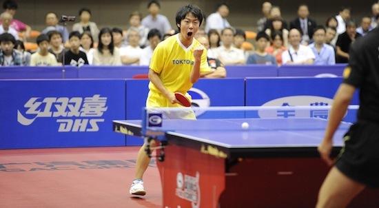 Huge Upsets as Japan Dominates Japan Open