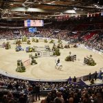Longines FEI world cup. Reem Acra FEI world cup