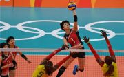 Volleyball ready for Olympic