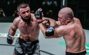Kiamrian Abbasov dominates Zebaztian