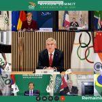 World leaders G20 Summit
